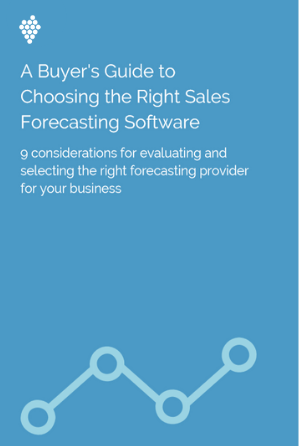 A Buyer's Guide to Choosing the Right Sales Forecasting Software
