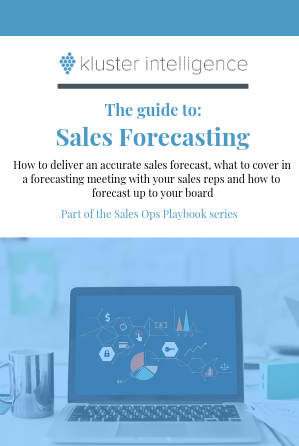 The Guide to Sales Forecasting