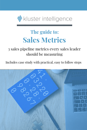 The Guide to Sales Metrics