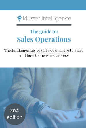 The Guide to Sales Operations